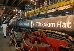 TürkAkımdan Avrupaya ilk çeyrekte 1,3 milyar metreküp gaz taşındı