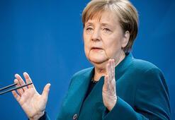 Almanyadan kritik açıklama Merkelin karantina süresi...