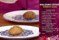 İstiridye tatlısı nasıl yapılır, malzemeleri nelerdir İşte Gelinim Mutfakta istiridye tatlısı tarifi...