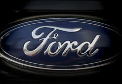 Ford Avrupadaki fabrikalarında üretime ara verdi
