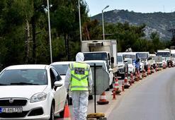 Son dakika haberi: 'Gelmeyin' uyarılarına rağmen 25 günde 125 bin araç giriş yaptı
