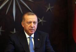 Son dakika Cumhurbaşkanı Erdoğan, Avrupa Konseyi Başkanı ile görüştü