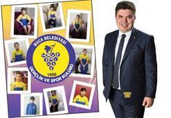 Bucalı gençlerden Erhan Başkan'a teşekkür