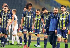 Fenerbahçede kafa karıştıran olay Rakamlar...