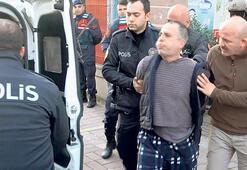Antalya'da polise 'tükürüklü' saldırı