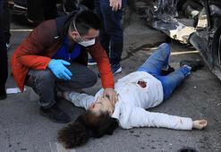 Son dakika... Antalyada can pazarı Kazayı gören vatandaşlar oraya koştu
