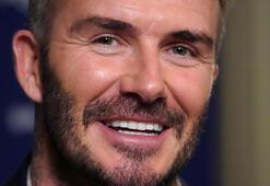 Beckham servetini eve gömdü 24 milyon dolara...