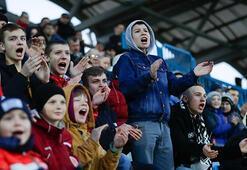 Belarusta lig maçlarının ertelenmesine sıcak bakılmıyor