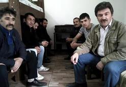 Gürcistanta mahsur kalan 10 işçi WhatsApptan yardım istedi