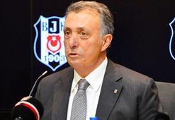 Beşiktaş Başkanı Çebiden Dorukhan açıklaması