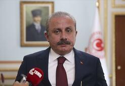 TBMM Başkanı Şentop, Alparslan Türkeşi vefatının 23. yılında andı