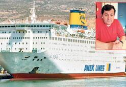 Karantinadaki geminin işletmecisi Uğurlu: Akdeniz'de 25 gün liman aradık