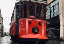 Nostaljik tramvay  21.00da geçici olarak durdurulacak