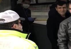 İstanbul'da toplu taşımada yasağa uymayan sürücülere  4 bin lira idari para ceza