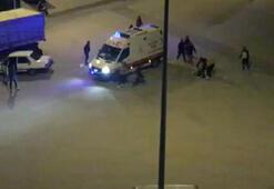 Sağlık görevlilerine saldıran 3 kişi, suçlamayı kabul etmedi