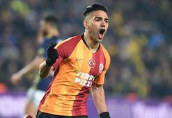 Galatasarayda sürpriz Falcao gelişmesi