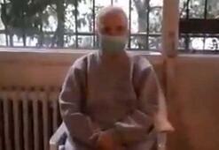 Corona virüs tedavisi biten Prof. Dr. Sarıdan diğer hastalara umut verici paylaşım