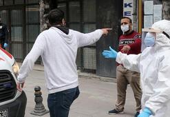 Son dakika haber: Ankarada corona virüs hareketliliği Yakalandı