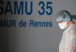 Son dakika haberi... Fransada corona virüsten ölenlerin sayısı 8 bini aştı