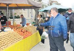 Oran, pazar denetiminde