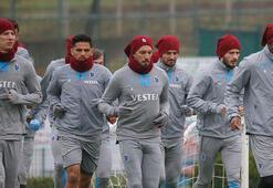 Trabzonsporlu futbolculardan büyük destek