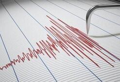 Endonezyada 6,1 büyüklüğünde deprem