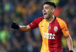 Radamel Falcaodan transfer iddialarına yanıt: Gitmiyorum