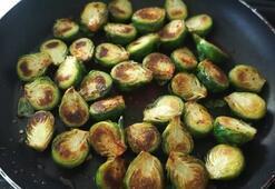 Tavada brüksel lahanası tarifi
