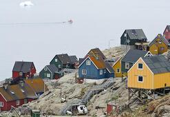 Kuzey Kutup Dairesinden de kuzeydeki kasaba Uummannaq