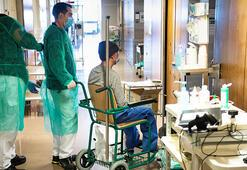 İspanyada corona virüs salgınında ölü ve vaka sayılarında düşüş sürüyor