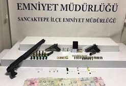 Sancaktepede sahte MİT kimliğiyle uyuşturucu sattığı iddia edilen şüpheli tutuklandı