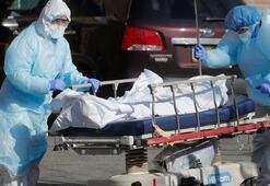 ABDde bir günde 1151 ölüm, can kaybı 10 bine yaklaştı