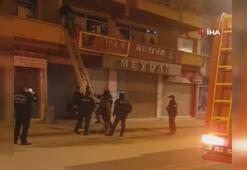 Denizlide kumarhaneye polis baskını