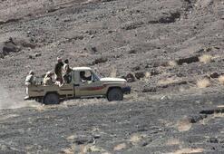 Suudi Arabistan öncülüğündeki koalisyondan Yemene hava saldırısı