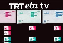 EBA TV canlı izle 9 Nisan ders programı ve TRT EBA frekans bilgileri
