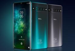 TCL yeni 10 serisi akıllı telefonlarını tanıttı