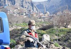 10uncu güne girildi Jandarma kimseyi geçirmiyor