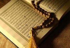 Berat Kandilinde çekilecek tesbihler nelerdir İşte Berat Kandili tesbihleri ve okunacak duaları