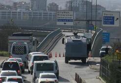 Tuzlada İstanbula giriş - çıkış kuyruğu Tek tek denetleniyor