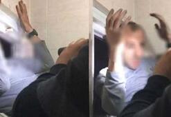 Arkadaşını öldürdü tuvalet penceresinden kaçmaya çalıştı