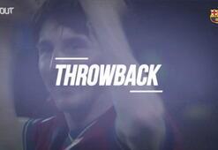 Geçmişe yolculuk | Lionel Messinın Arsenal ağlarını 4 kere havalandırıyor