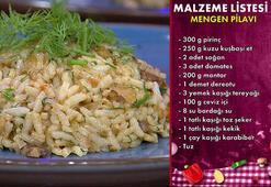 Mengen pilavı nasıl yapılır, tarifi nedir İşte Gelinim Mutfakta mengen pilavı malzemeleri...