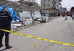 Erzurumda dehşet Yer kavgası kanlı bitti