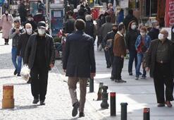 Son dakika 118 corona virüs vakası olan şehirde sokaklar dolup taştı