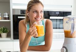 Bağışıklık güçlendiren mandalina smoothie tarifi