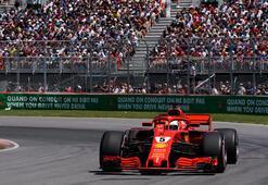 Formula 1de Kanada Grand Prixsi ertelendi