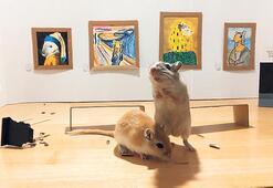 Minyatür müzesinin fareleri