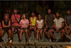 Survivorda kim elendi Survivorda yarışmaya veda eden isim bu hafta kim oldu