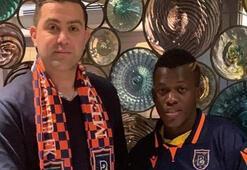 Son dakika | Başakşehir, Sekou Tidjany Bangourayı transfer etti