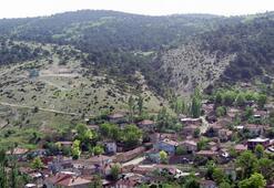 500 nüfuslu köy karantinaya alındı